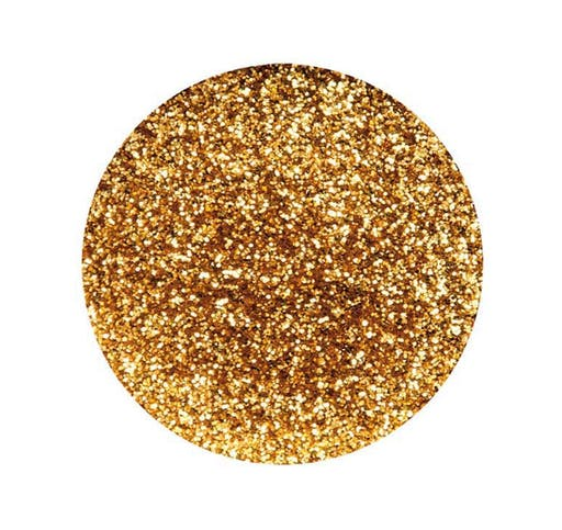 Paillettes ultra fines (10 g) Or