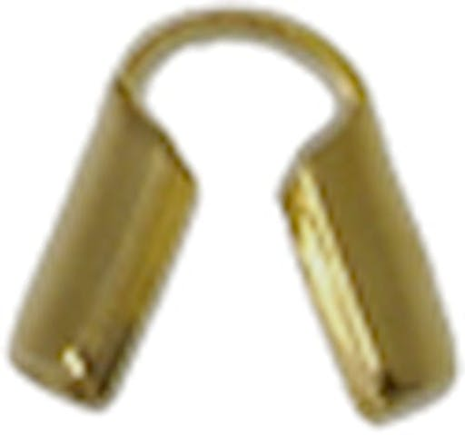 Embout de chaine 3 mm Bronze (lot de 10)