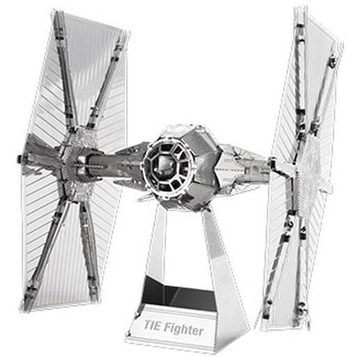 Maquette métal Star Wars : chasseur TIE (fighter)