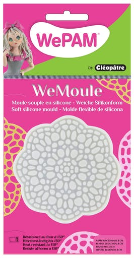 Moule en silicone (Push mould)WeMoule Napperon
