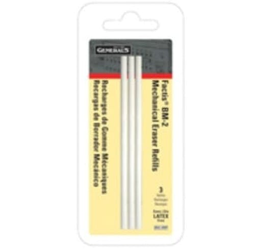 Gomme stylo blanche Factis Recharge 3 pièces