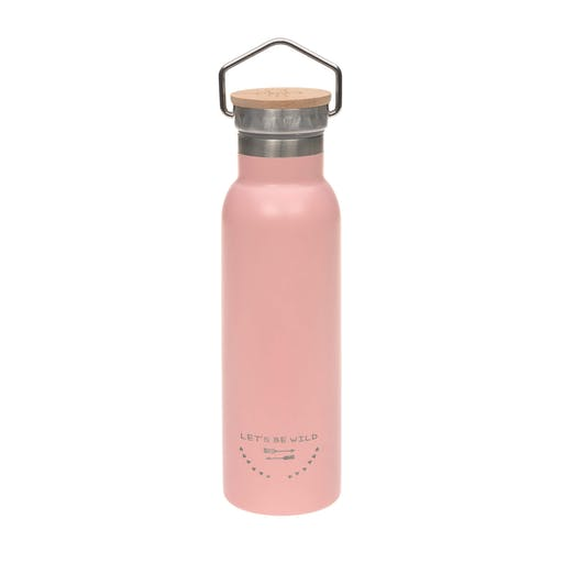 BOUTEILLE THERMOS 460 ML ADVENTURE ROSE - LASSIG
