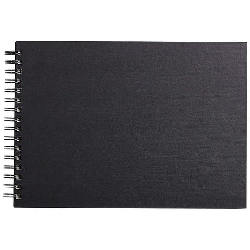 CARNET GOLDLINE A4 PAYSAGE 140G SPIRALES CLAIREFONTAINE