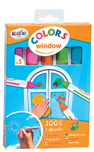 COLORS WINDOW