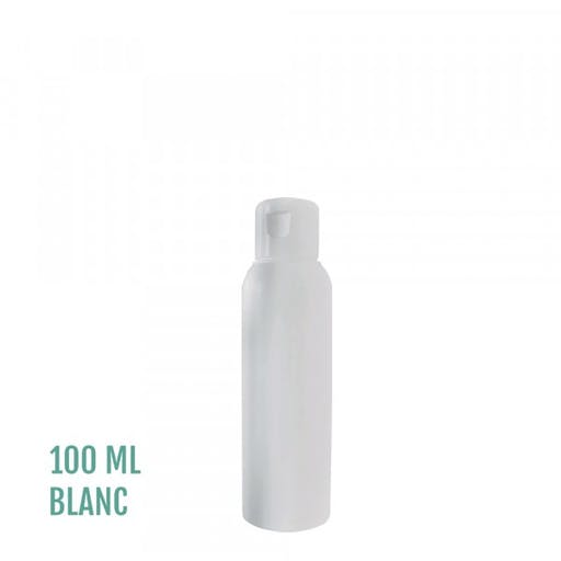 FLACON EVEREST BLANC 100ml + CAPSULE SERVICE BLANC