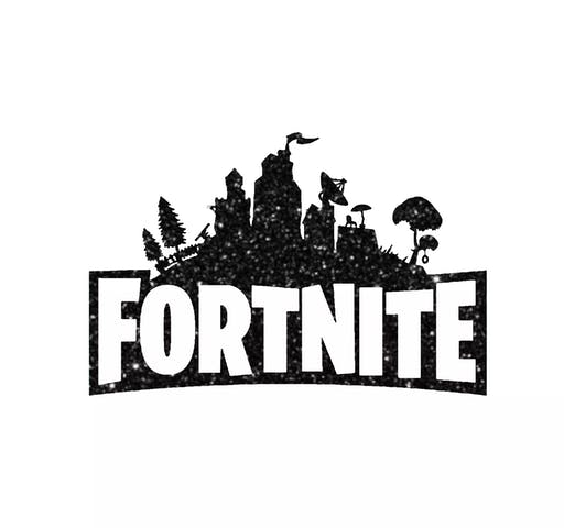 Fortnite Motif Thermocollant