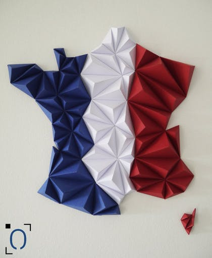 France - Taille M - Tricolore