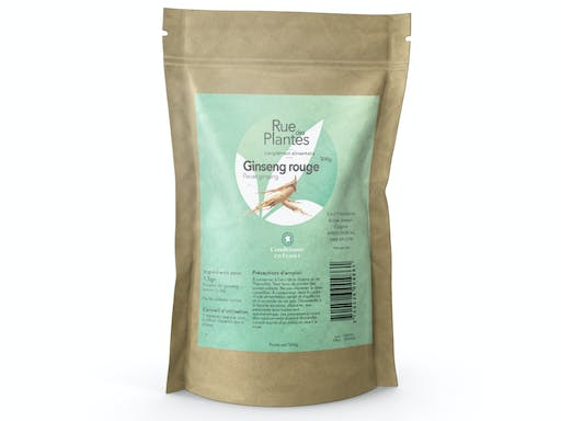 Ginseng rouge poudre 500g