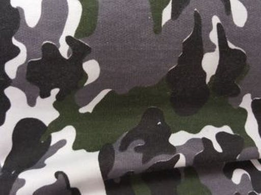 JERSEY CAMOUFLAGE MILITAIRE GRIS