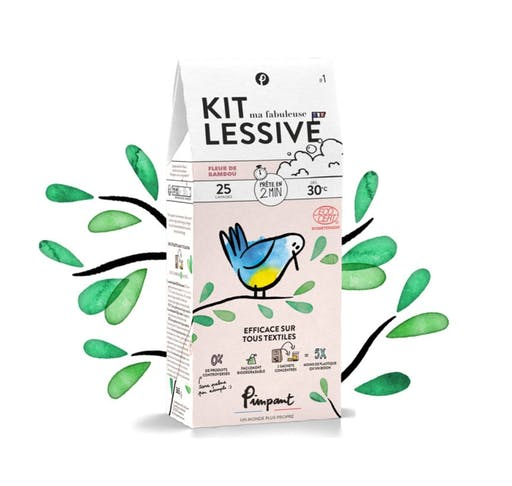 Kit Lessive Naturelle (25 lavages)