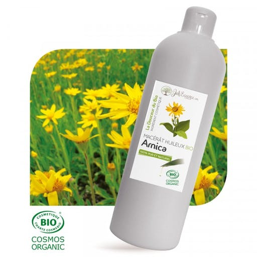 MACERAT HUILEUX ARNICA 500ML