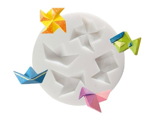 Moule Origami Silicone 70mm