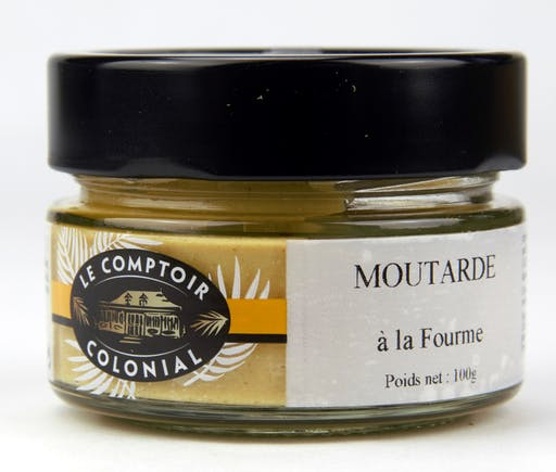 Moutarde à la Fourme