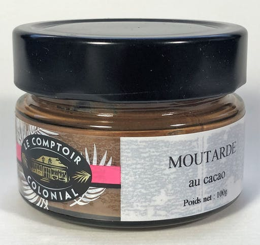 Moutarde au Cacao