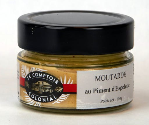 Moutarde au Piment d'espelette