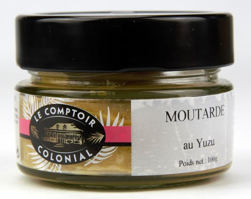 Moutarde au Yuzu