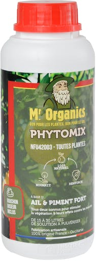 Phytomix 500ml, ail & piment fort