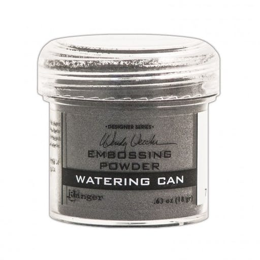 Poudre à embosser Wendy Vecchi embossing powder de Ranger Ranger Wendy Vecchi embossing powder - watering can