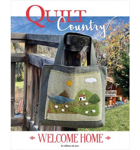 Quilt Country 67 - Welcome Home