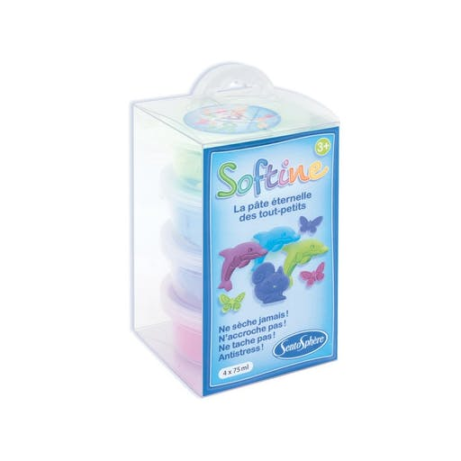 SOFTINE - COULEURS FROIDES- SENTOSPHERE