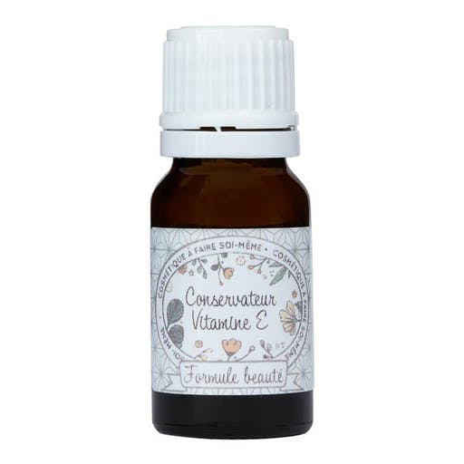 Vitamine E 10ml - Conservateur naturel